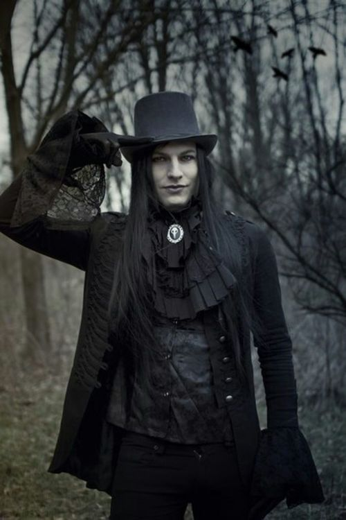 Goth outfits for boys (8)