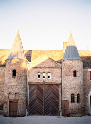 Chateau de Varennes in Burgundy, France | Zosia Zacharia Photography
