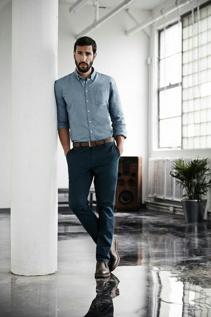 how to style business attire in summer for men (21)