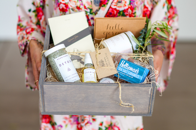 Will you be my bridesmaid box | Ashley Kidder Photo