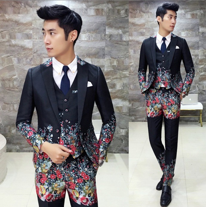 Lace Outfits for Men (18)