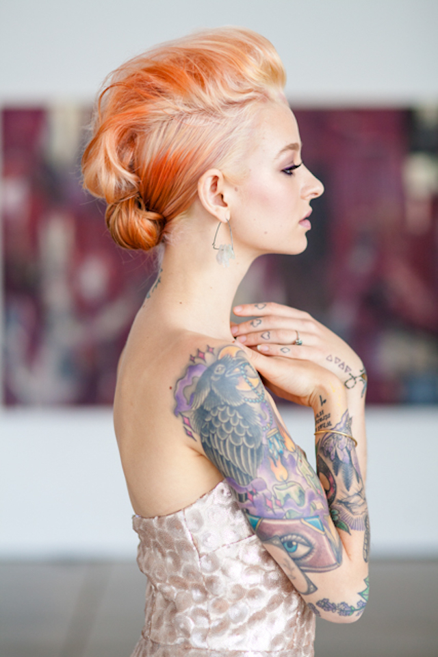 Tattoo sleeves | Ashley Kidder Photo