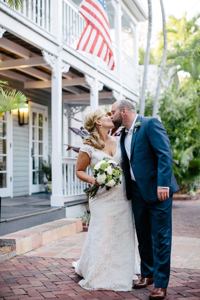 Key West Wedding at the Key West Historic Inns | Erika Delgado Photography