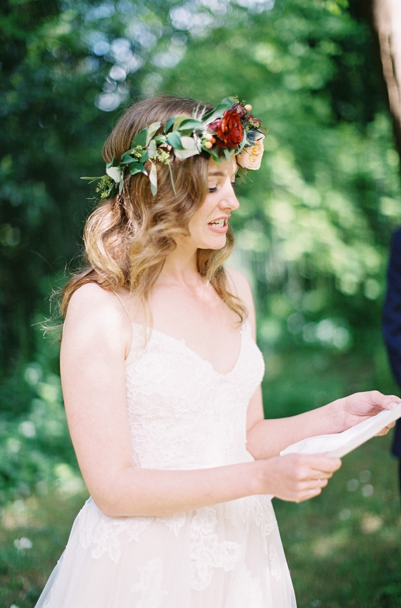 Guerneville California Wedding