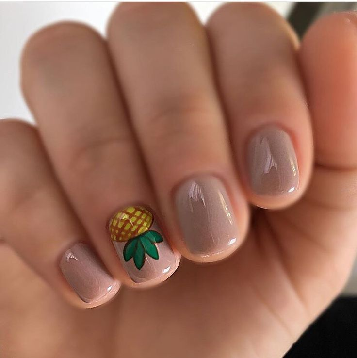 Top 10 Last Minute Nail Art Ideas Inspired by Summer | Beauty