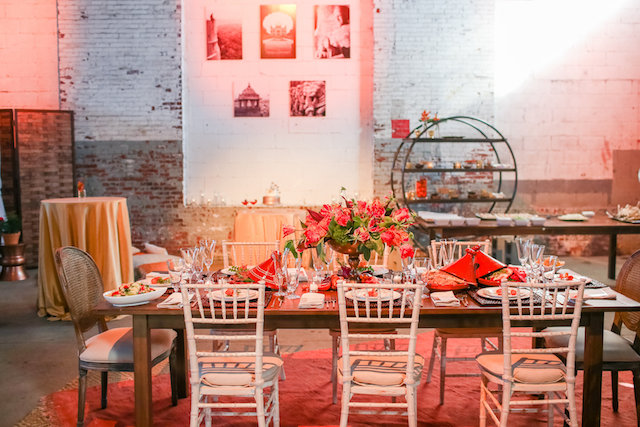 Indian fusion wedding reception | Rodeo & Co Photography + BESWOON