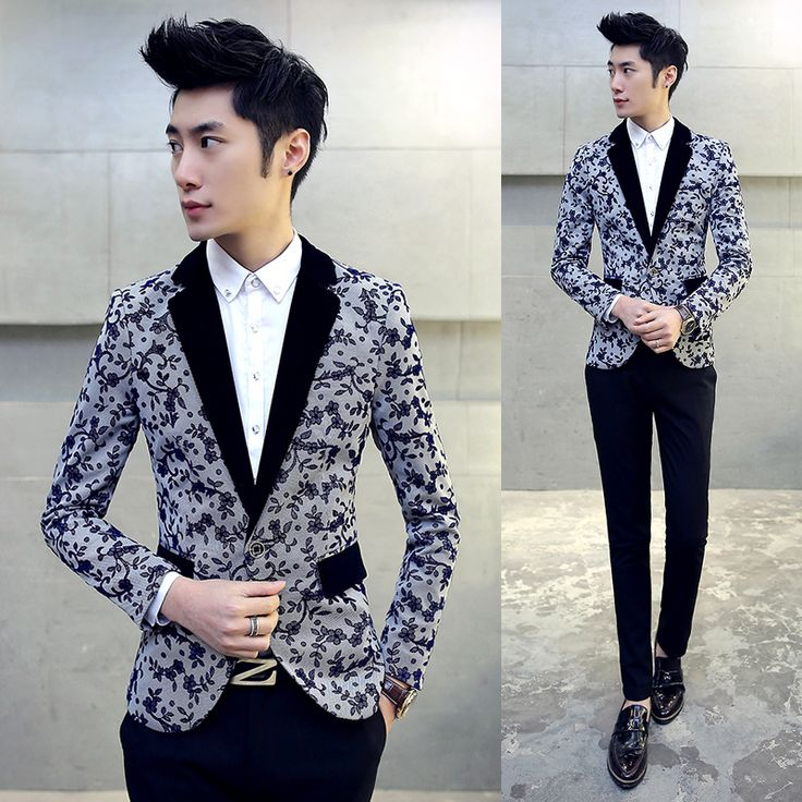 Lace Outfits for Men (2)