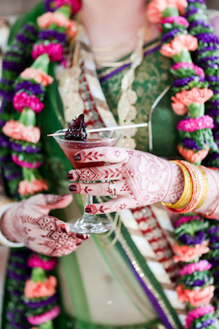 Indian fusion wedding in Maine | Rodeo & Co Photography + BESWOON
