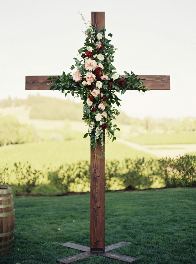 Zenith Vineyard Real Wedding