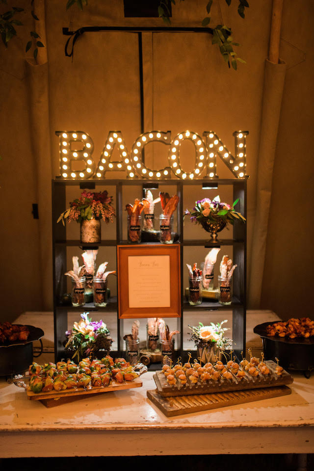 Bacon bar | Sweet Roots Photography