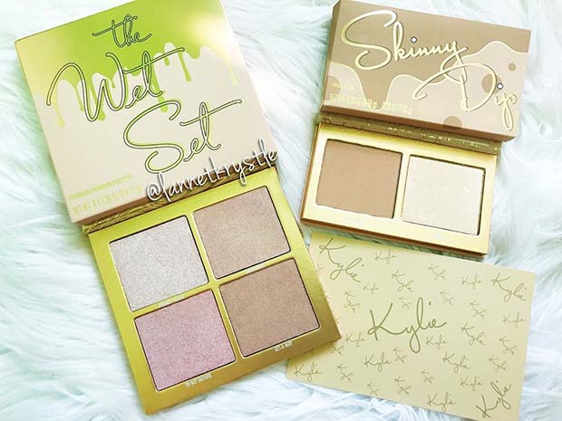 Kylie Cosmetics The Wet Set for Hot Makeup Products You Need This Summer