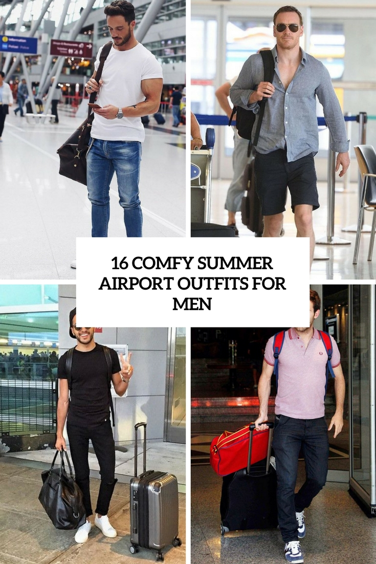 comfy summer airport outfits for men cover