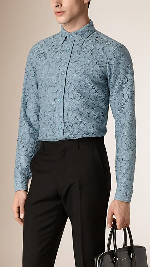 Lace Outfits for Men (21)