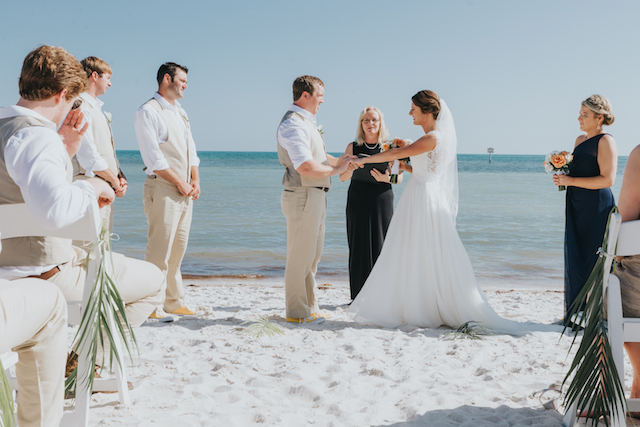 Key West wedding | Foto by Freas