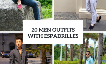 Summer Men Outfits With Espadrilles