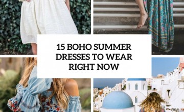 boho summer dresses to wear right now cover