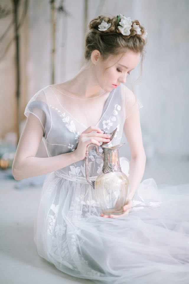 Cinderella themed wedding | Anna Zabrodina Photography