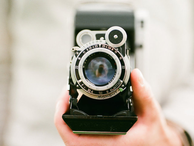 Vintage camera | Vitaly Ageev Fine Art Photography