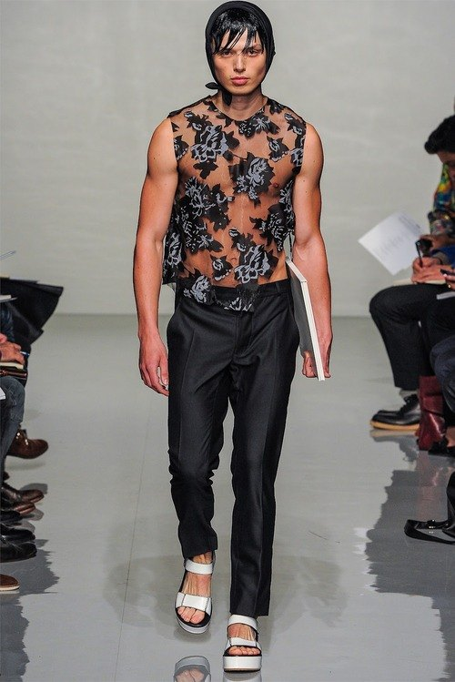 Lace Outfits for Men (6)