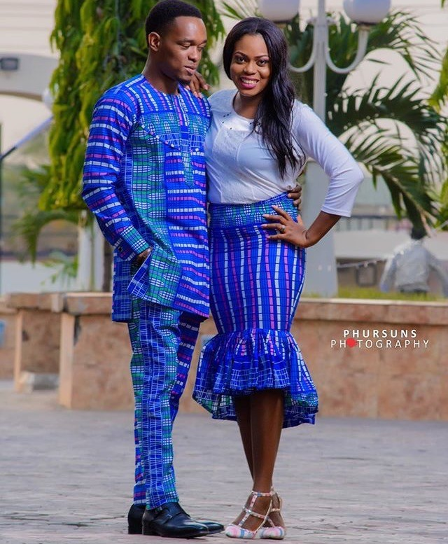 Matching Outfits for Black Couples (20)