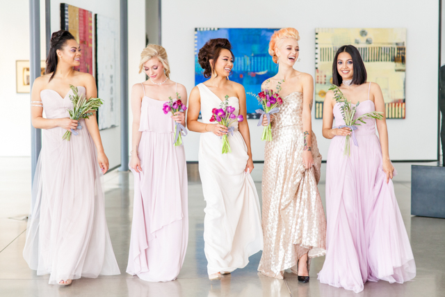 Bridesmaids dresses | Ashley Kidder Photo