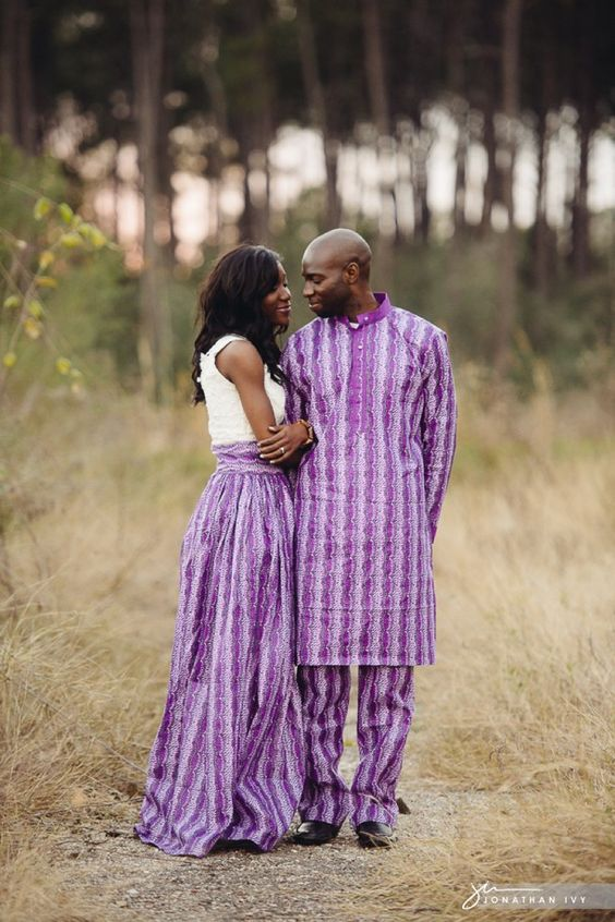 Matching Outfits for Black Couples (4)
