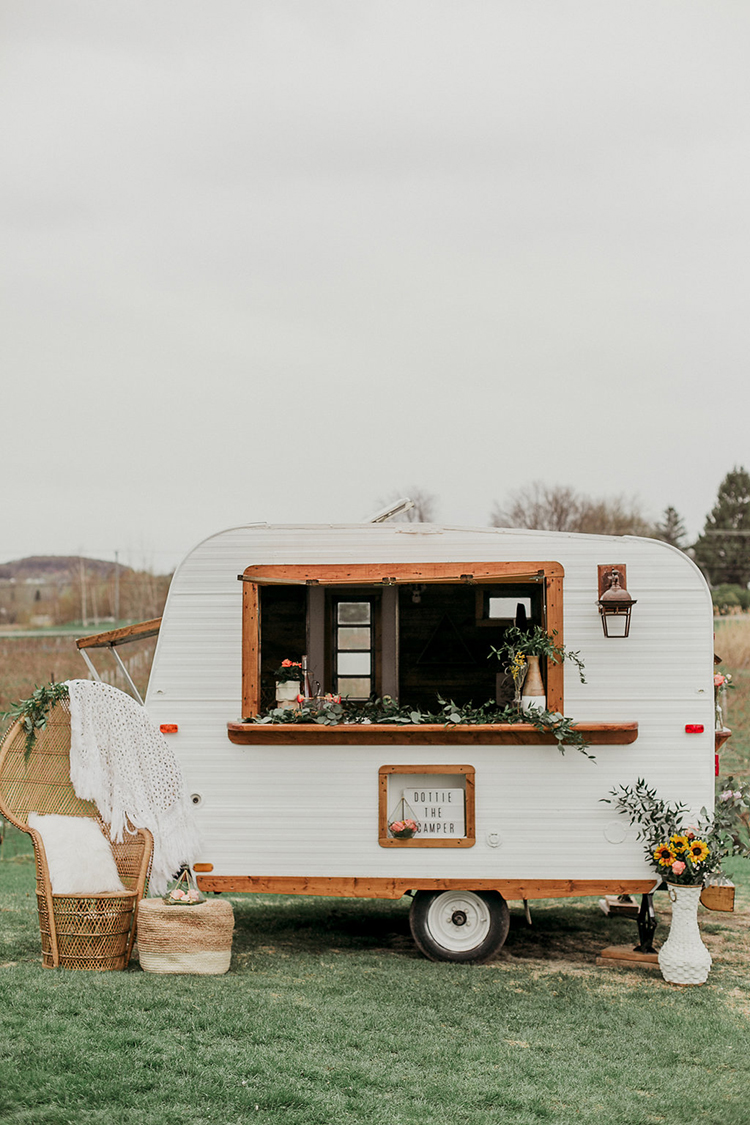 Boho Bridal Shower Inspiration for Your Bride Tribe - photo by Sarah White Photography http://ruffledblog.com/boho-bridal-shower-inspiration-for-your-bride-tribe