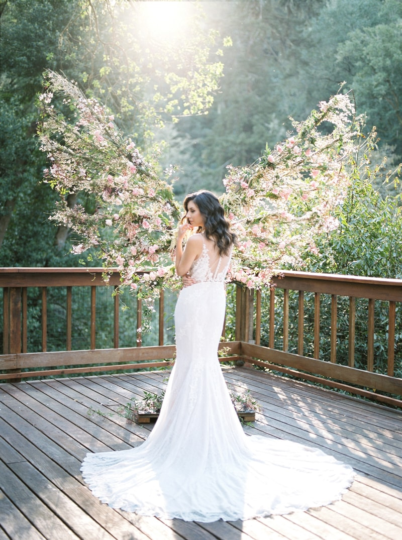 treehouse wedding inspiration