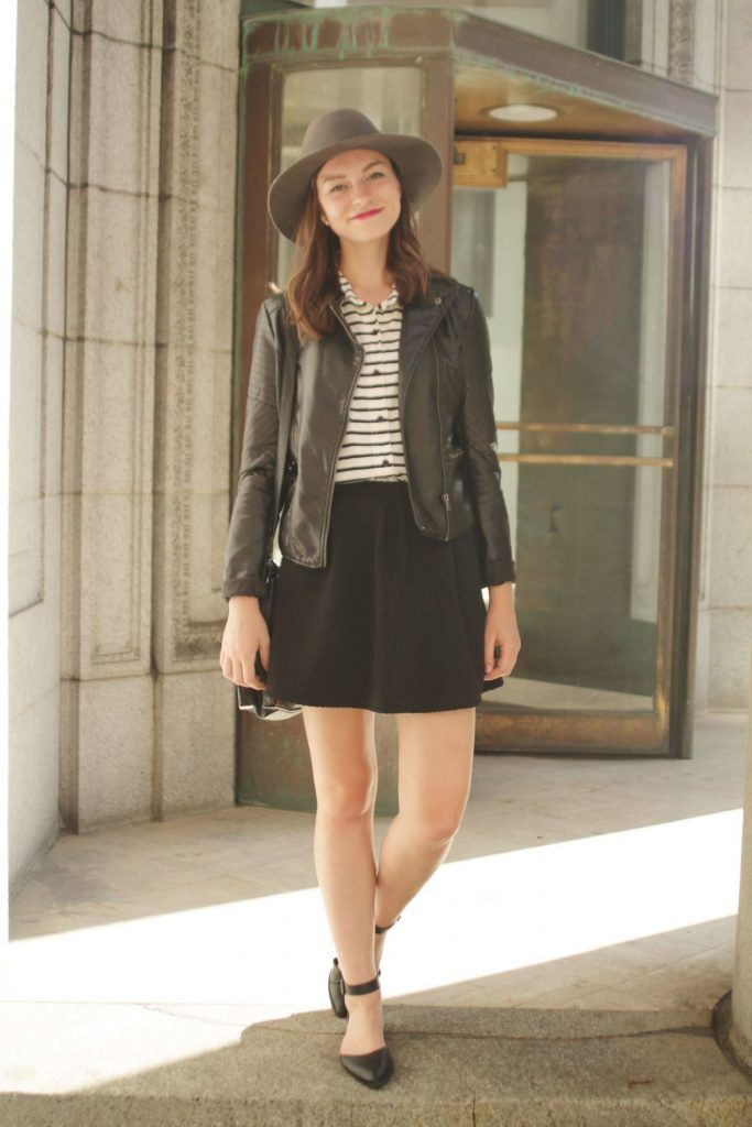 35 School/College Skirt Outfits - 35 Great Ideas To Wear Skirts To School