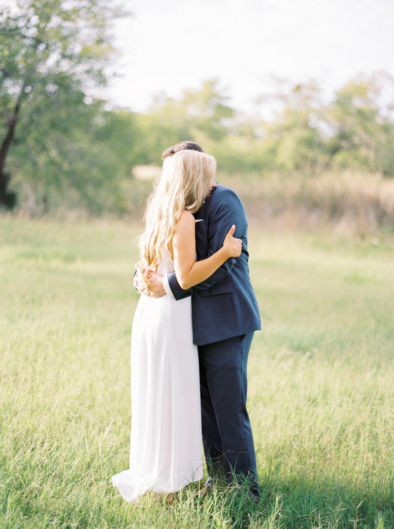 Mae Simmons Park Engagement