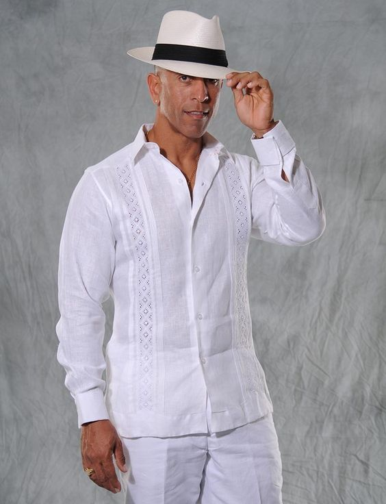 Lace Outfits for Men (24)
