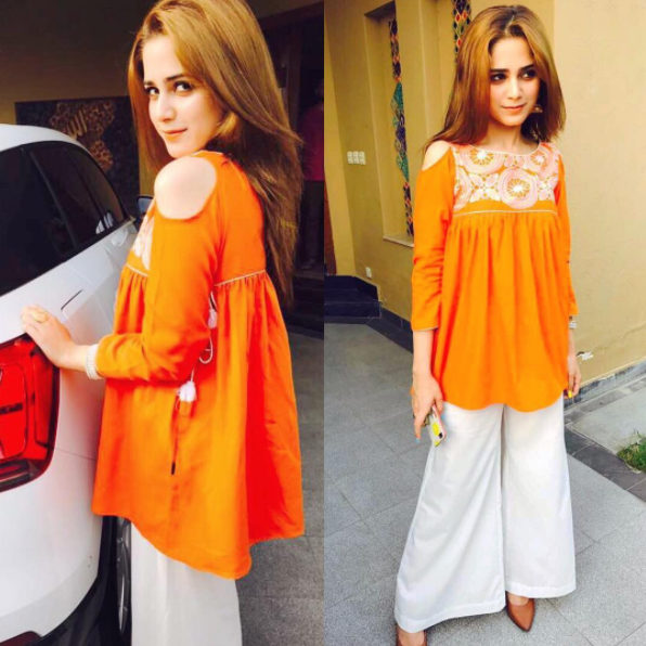 Outfits for Pakistani Short Heighted Girls (10)