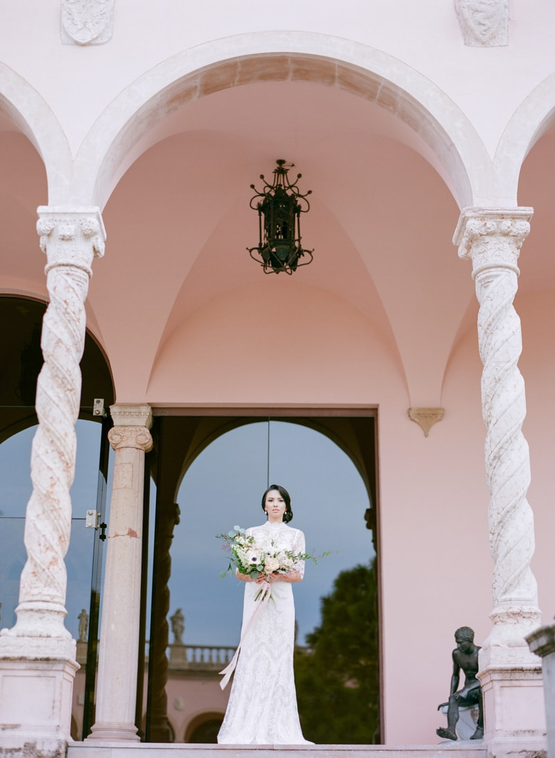Ringling Museum Wedding Inspiration