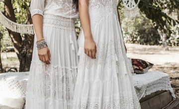 inbal raviv 2017 bridal bohemian a line wedding gowns dresses