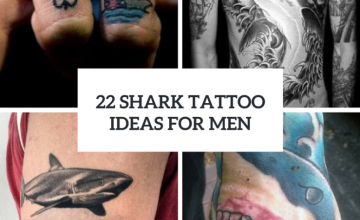 Excellent Shark Tattoo Ideas For Guys