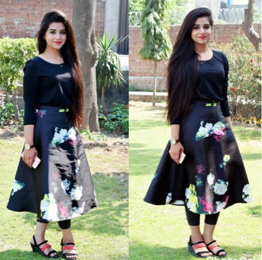 Party Outfits for Pakistani Girls (3)