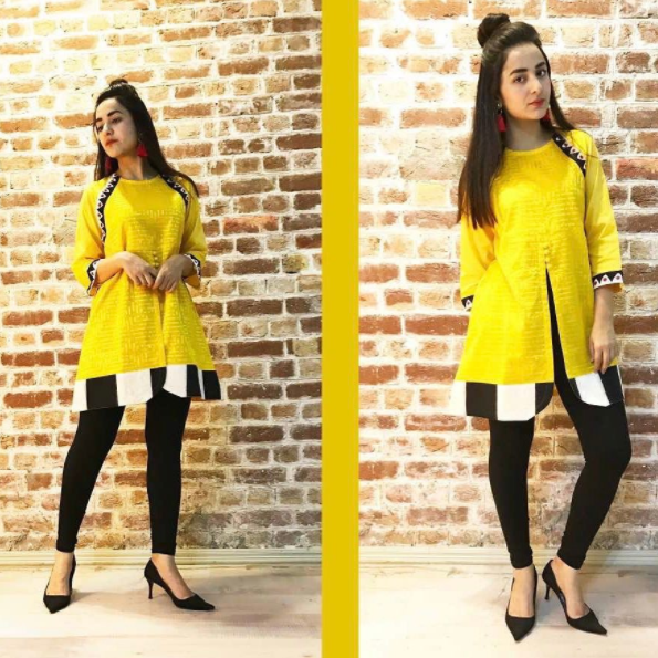 Outfits for Pakistani Short Heighted Girls (16)