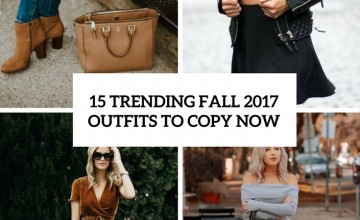 trending fall 2017 outfits to copy now cover