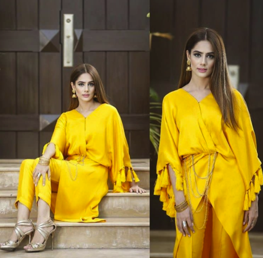 pakistani party outfits for women