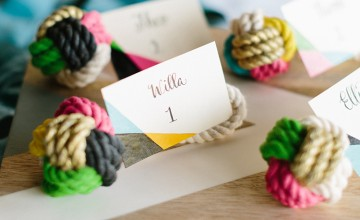 ae540  diy painted knot place cards 01.jpg
