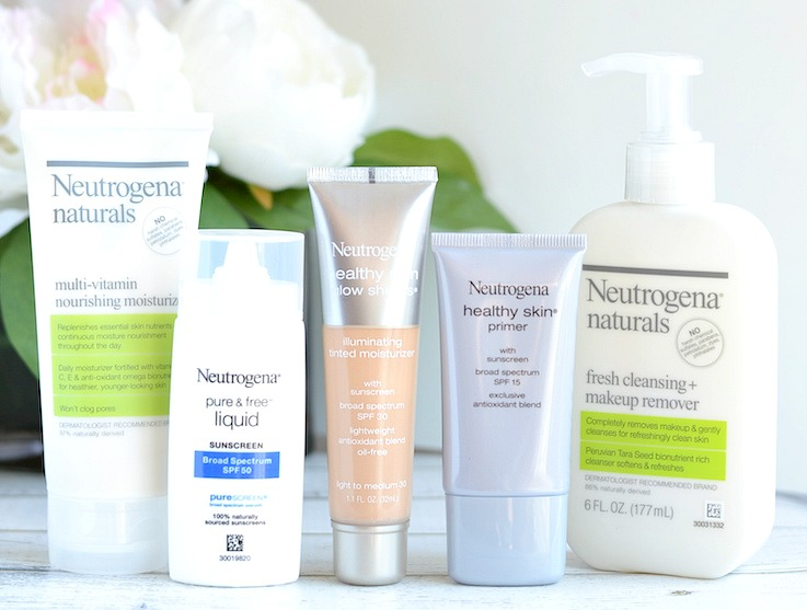 Make your summer beauty routine easy-breezy with these Neutrogena products that protect your skin from sun damage while giving your skin the TLC it deserves!