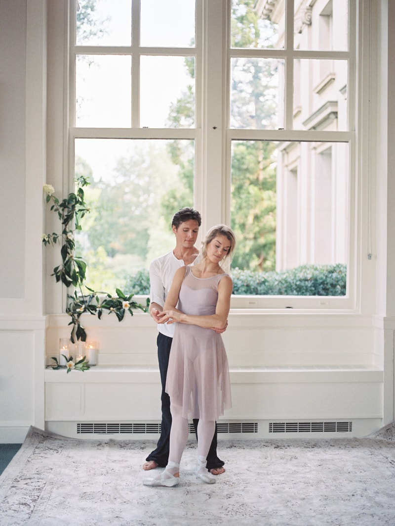 Ballet Wedding Anniversary