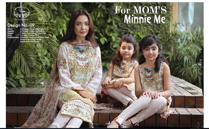 Pakistani Mother Daughter Outfits (19)