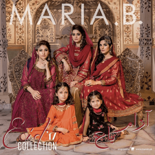 pakistani mother daughter outfits