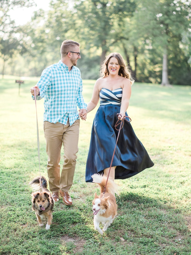 Quincey Illinois Engagement