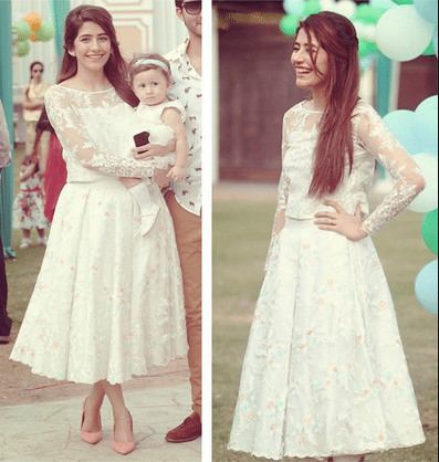 Pakistani Mother Daughter Outfits (14)