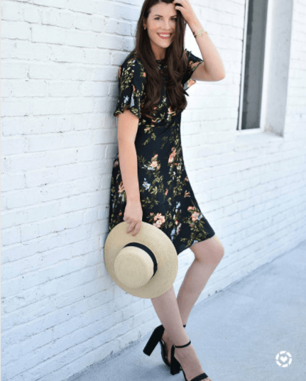 Straw Hat Outfit Ideas (3)