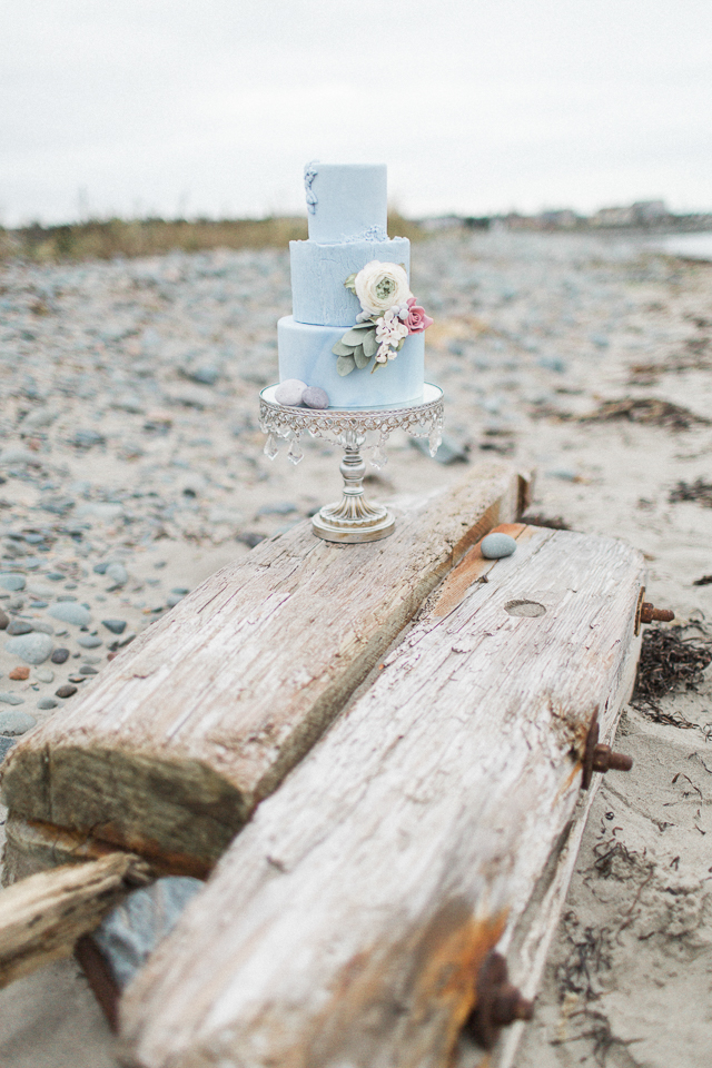 Driftwood coastal wedding inspiration