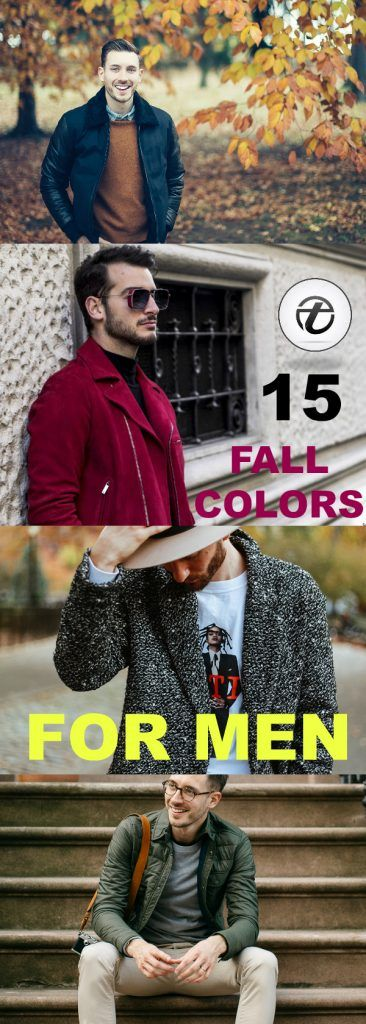 colors for fall