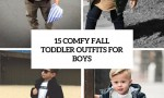 comfy fall toddler outfits for boys cover